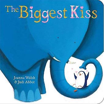 Den största kyssen (klassiska styrelsen böcker)