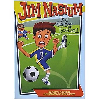 Jim Nasium Is een Goofball voetbal