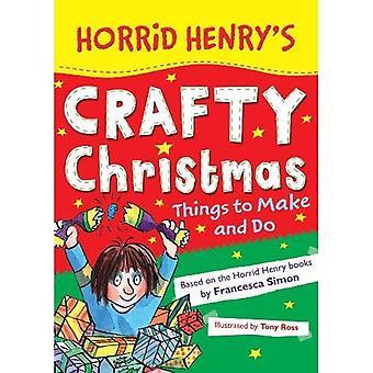 Noël rusé horrid Henry: choses à faire et à faire