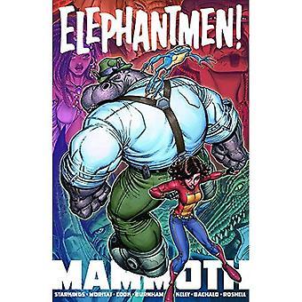 Elephantmen: Livro de mamute 1