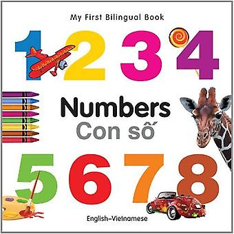 My First Bilingual Book - Numbers (English-Vietnamese)