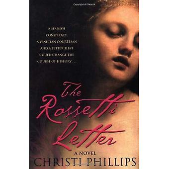 Skrivelsen Rossetti