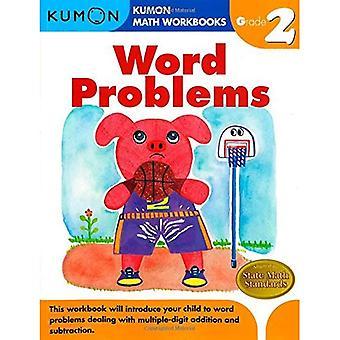 Word Problems, Grade 2 (Kumon Math Workbooks)