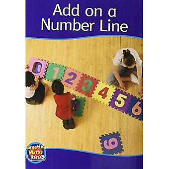 Add on a Number Line Reader: Add to Ten (Targeting Maths Literacy Set 1)