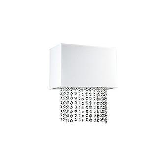 Ideale Lux - Phoenix witte muur licht IDL115696