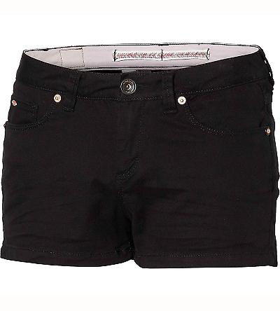 Island Solid Fashion Shorts