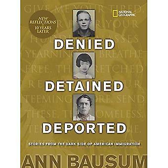 Negato, arrestati, deportati (aggiornato): storie dal lato oscuro di immigrazione americano