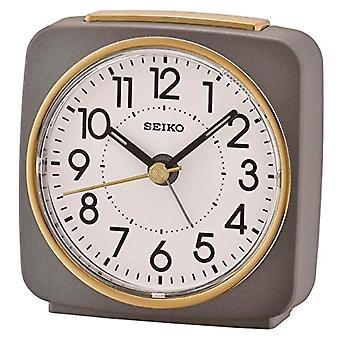 Seiko QHE140N-Unisex analogue alarm clock