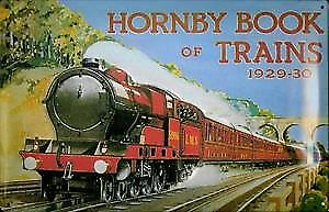 Hornby 1929-30 steel fridge magnet