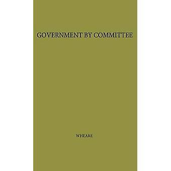 Regierung vom Ausschuss einen Aufsatz über die britische Verfassung von Wheare & K. C.