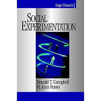Social Experimentation by Campbell & Donald Thomas