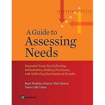 Un Guide pour l'évaluation des besoins par Watkins & Ryan