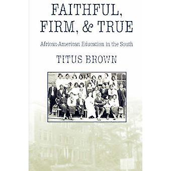 TROUWE onderneming en TRUE door Brown & Titus