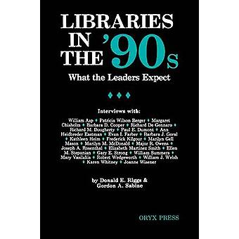 Bibliotecas na década de 90 pelo Riggs & E. Donald