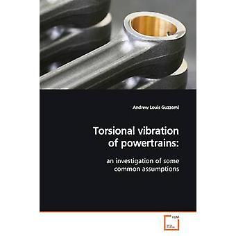 Torsional trilling van aandrijflijnen door Guzzomi & Andrew Louis