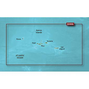 Garmin BlueChart® g3 Vision® HD - VEU502S - Azores Islands - microSD™/SD™