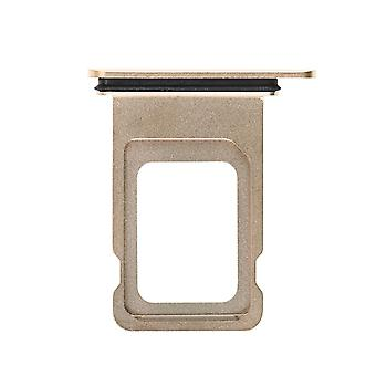 Gold Dual SIM Card Tray For iPhone XS Max | iParts4u