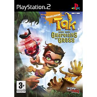 Tak and the Guardians of Gross (PS2) - Factory Sealed