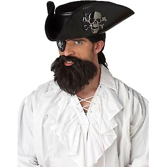 Captain Beard And Mustache