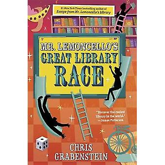 Mr. Lemoncello's Great Library Race by Chris Grabenstein - 9780553536