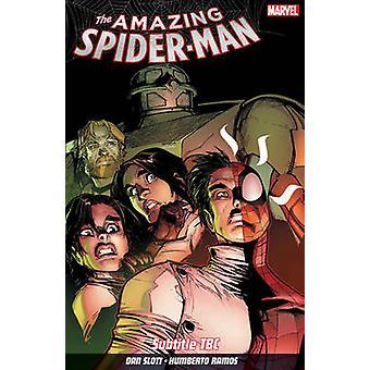 Amazing Spider-Man Vol.4 - Graveyard Shift by Dan Slott - Humberto Ram