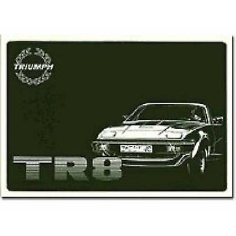 Triumph TR8 Handbook (New edition) by R. M. Clarke - 9781855202832 Bo