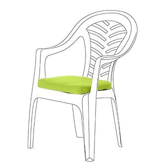 Lime Seat Cushions for Resol Palma Chair, Pack of 1