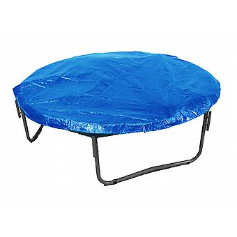 14' Trampoline Protection Cover (Weather & Rain Cover) Fits for 14 FT. Round Trampoline Frames - Blue