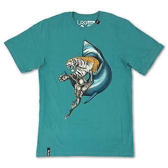Lrg 47 Leagues T-shirt Light Teal