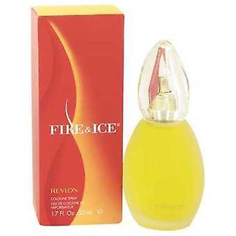 Fire & Ice By Revlon Cologne Spray 1.7 Oz (women) V728-413368