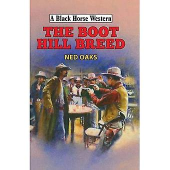 The Boot Hill Breed (A Black Horse Western)