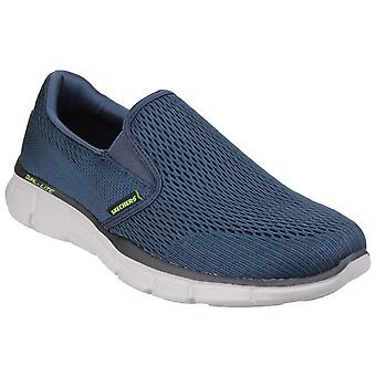 Skechers Mens Equalizer Double Play Slip On Trainer