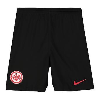 Eintracht Frankfurt Nike Home Shorts 2019-2020 (Noir)