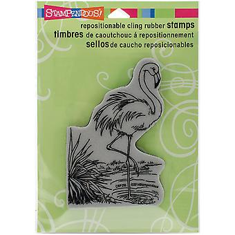 Stampendous Cling Stempel 5.5