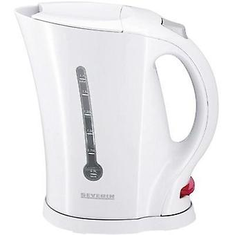 Kettle cordless Severin White