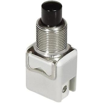 Pushbutton 250 Vac 4 A 1 x Off/(On) APEM 1213A-2