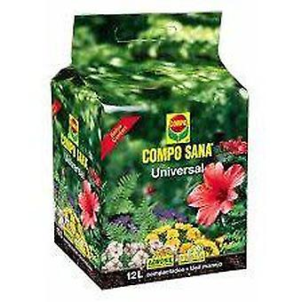 Compo Comfort universal healthy 12l (Garden , Gardening , Substratums and fertilizers)