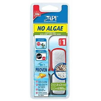 API Noalgae 2 Dosage (Fish , Maintenance , Water Maintenance)