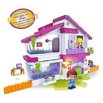 Pinypon Pin Y Pon Villa (Toys , Dolls And Accesories , Miniature Toys , Stages)