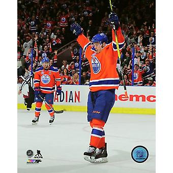 Connor McDavid Rexall Place Final Game- April 6 2016 Photo Print