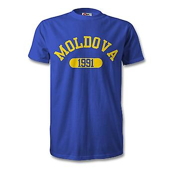 Moldova Independence 1991 Kids T-Shirt