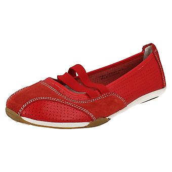Ladies Down to Earth Casual Pumps F3121