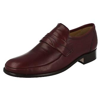 Herre Thomas stump læder Slip på sko - Swindon