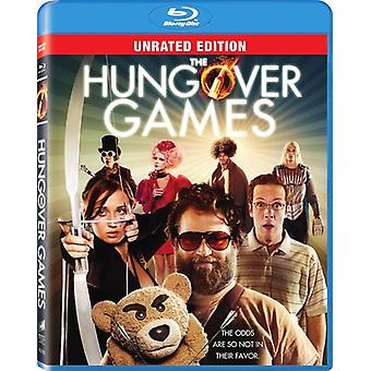 Hungover Games [BLU-RAY] USA import