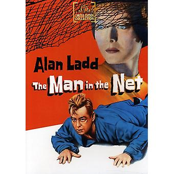 Man in the Net [DVD] USA import