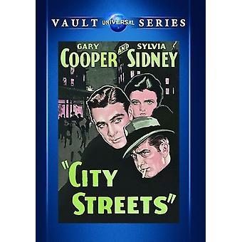 City Streets [DVD] USA import