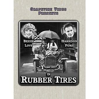 Rubber Tires 1927 [DVD] USA import