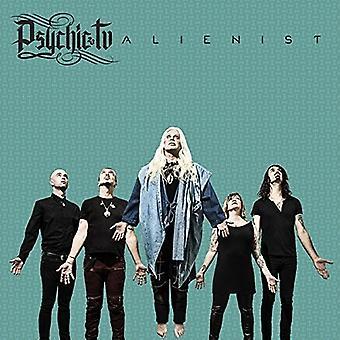 Psykiske TV - Alienist [Vinyl] USA importerer