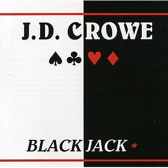 J.D. Crowe - Blackjack [CD] USA import
