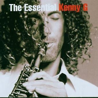 Kenny G - væsentlige Kenny G [CD] USA import